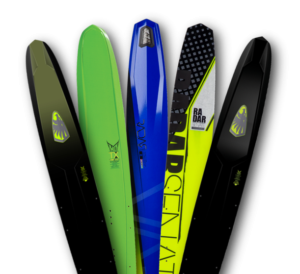 Slalom Ski BWF