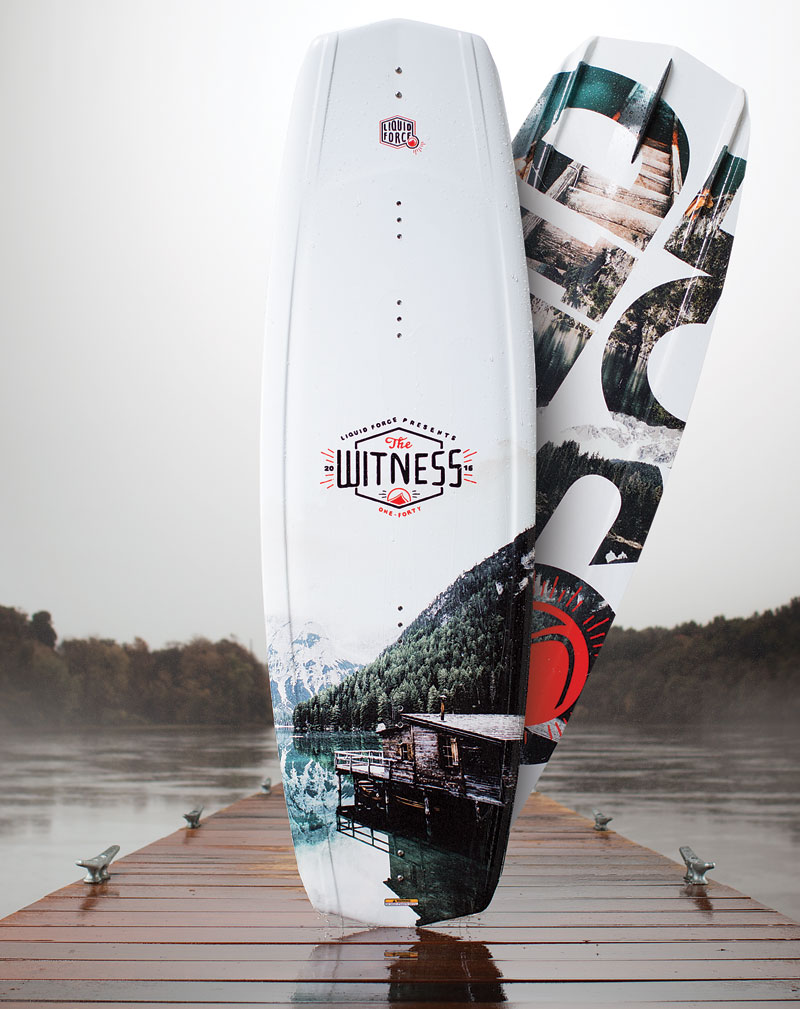 2016 Liquid Force Witness Men S Closeout Wakeboards Bwf