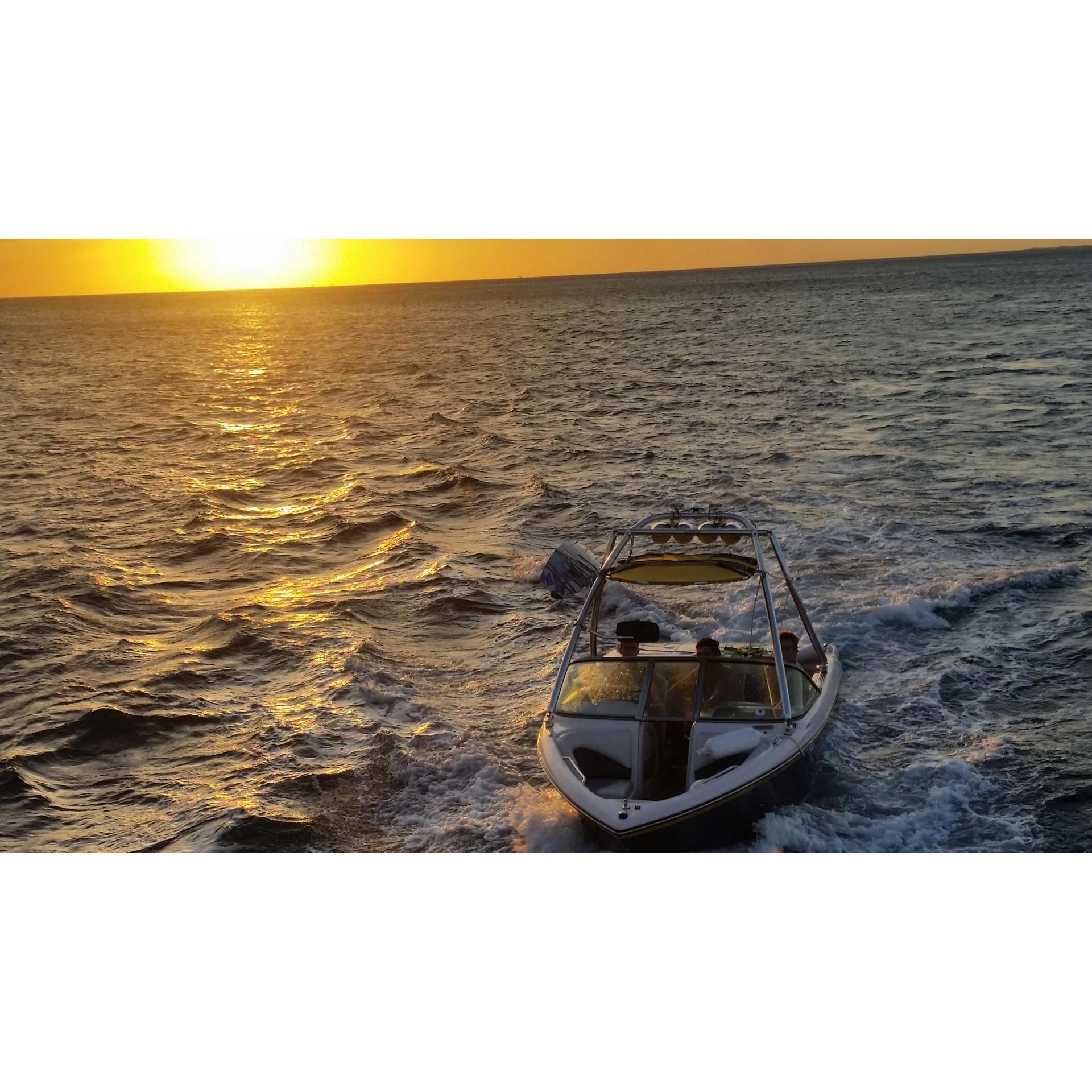 Cargo Rack Bimini Seattle Watersports