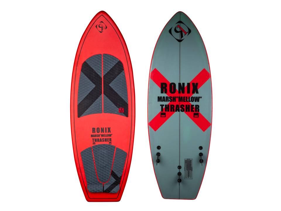 2015 Ronix MarshMellow Thrasher Wakesurf Board
