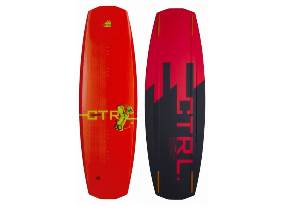 2014 CTRL Supreme Wakeboard Top and Bottom BWF 142