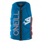 oneil-slasher-blue-orange-front