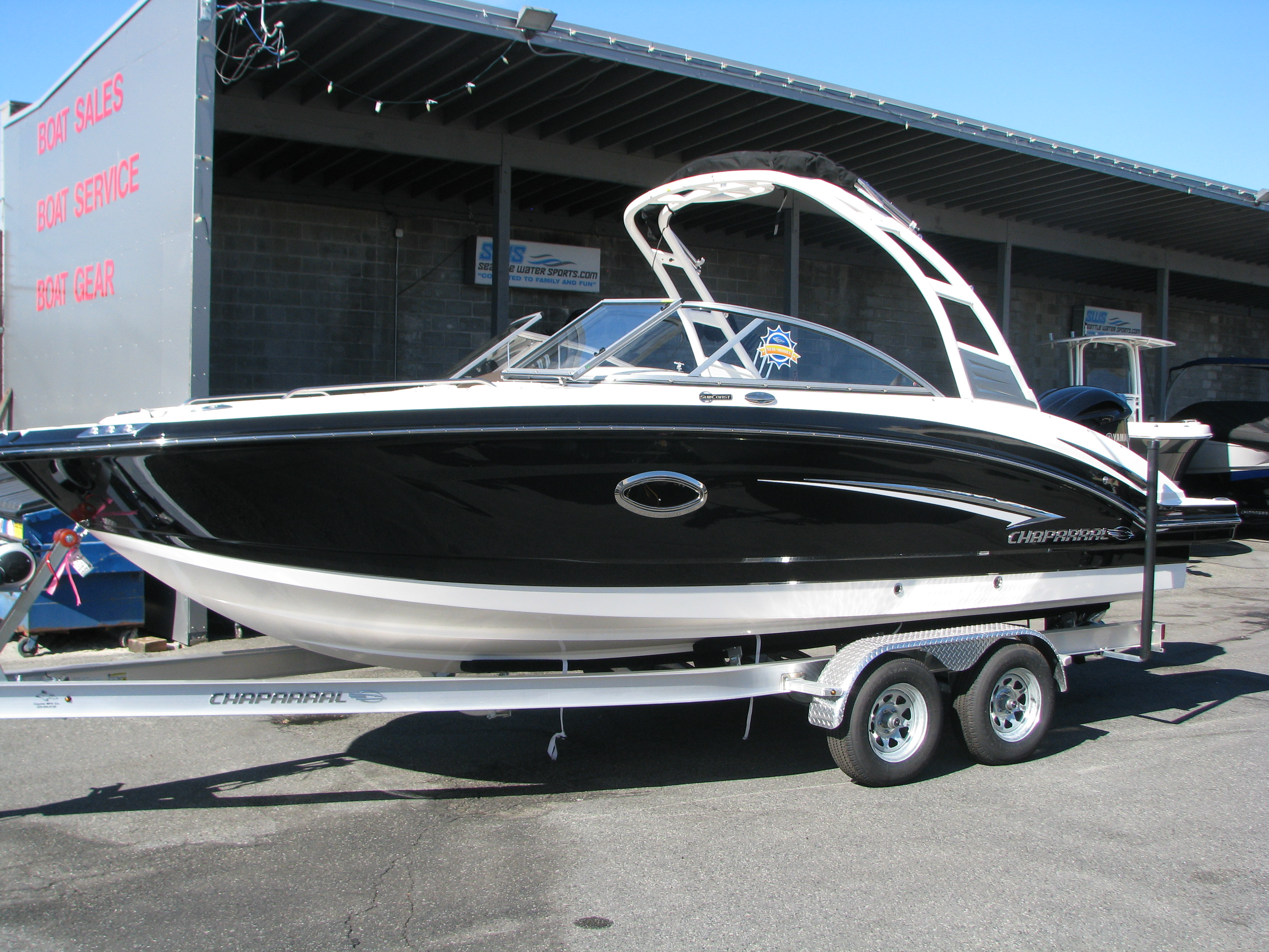 2019 Chaparral 230 Suncoast Seattle Watersports