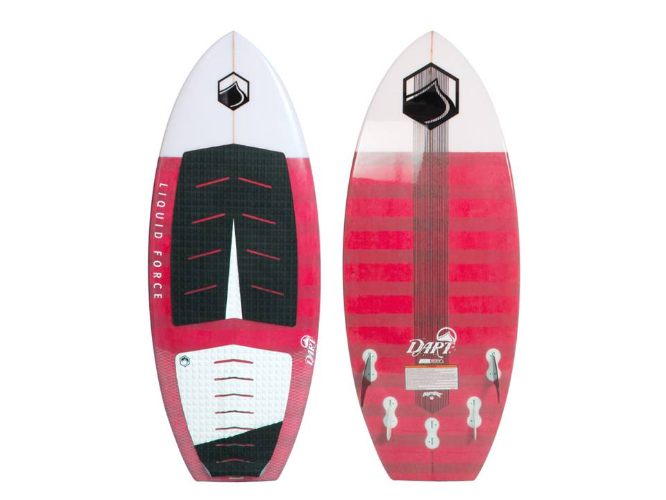 2017 Liquid Force Dart 4'8""