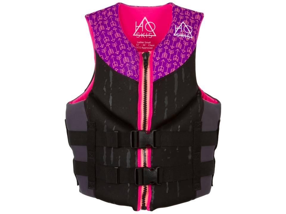 HO Women's Pursuit Neo USCGA Live Vest