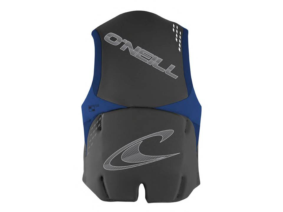 O'Neill Reactor 3 Graph_NVY_PAC Back USCGA Life Vest