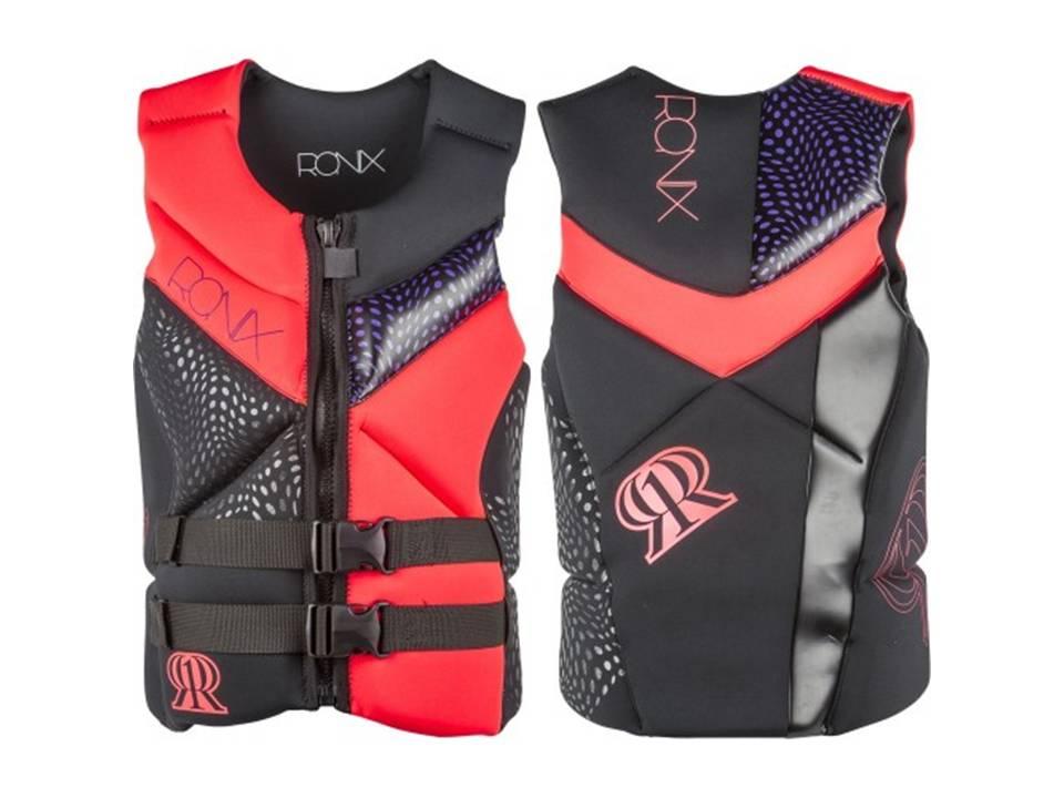 Ronix Limelight Capella USCGA Life Vest