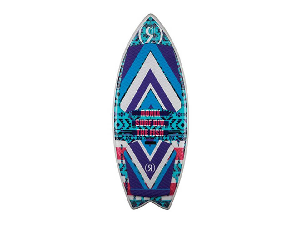 2018 Ronix Women's Koal with Technora Fish