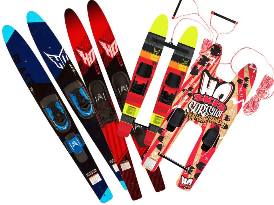 Combo Skis