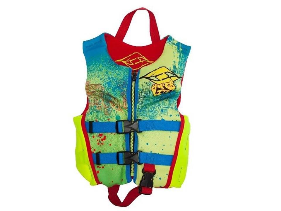 Hyperlite Boys Child Indy USCG Vest