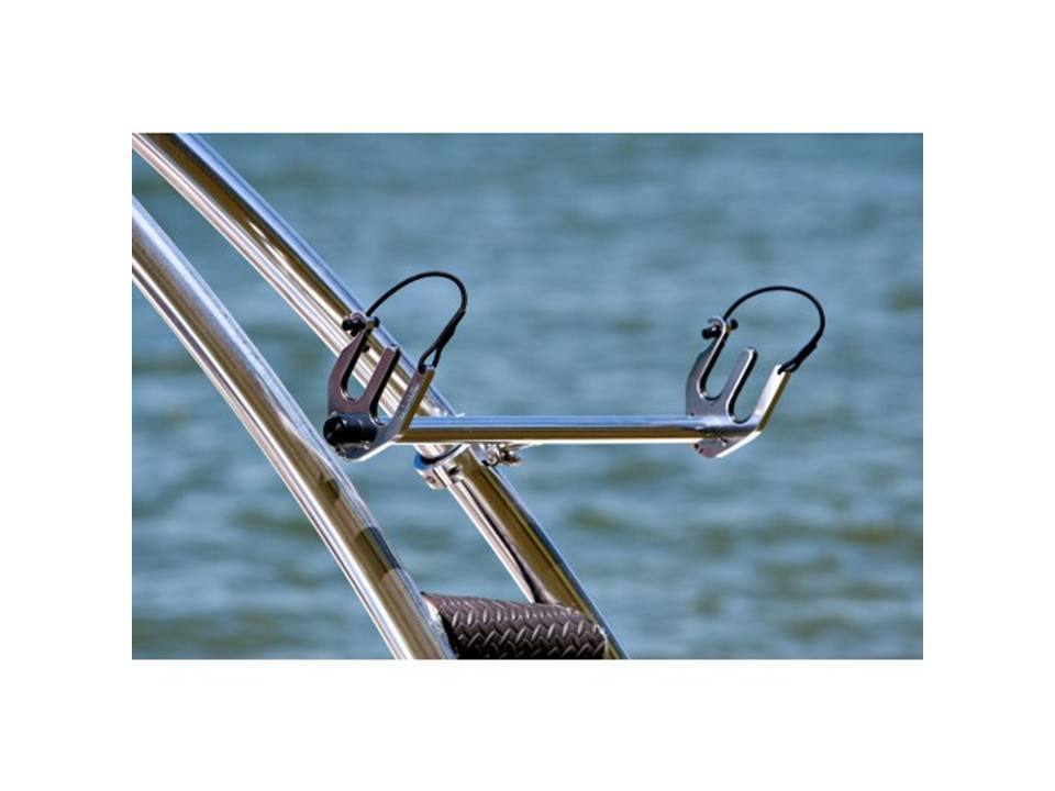 Monster Tower Water Ski Rack on Tower
