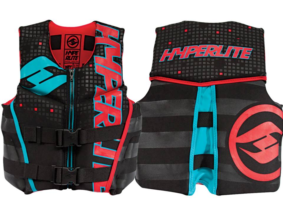 2018 Hyperlite Boy's Youth Indy Large