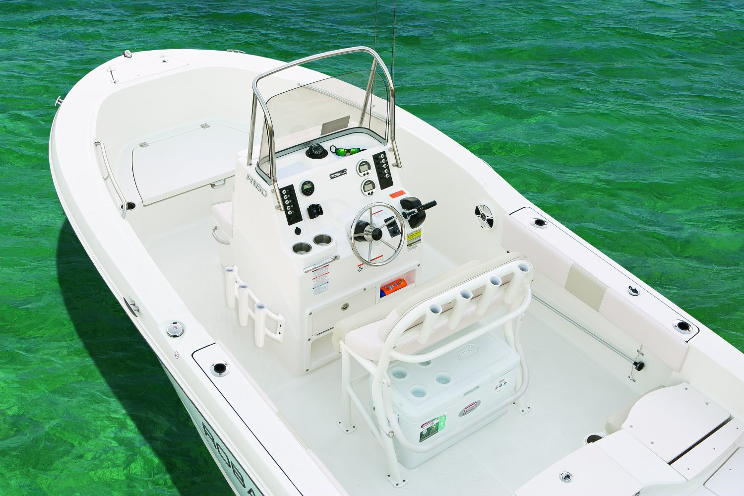 2019 Robalo R180 W T Top Seattle Watersports