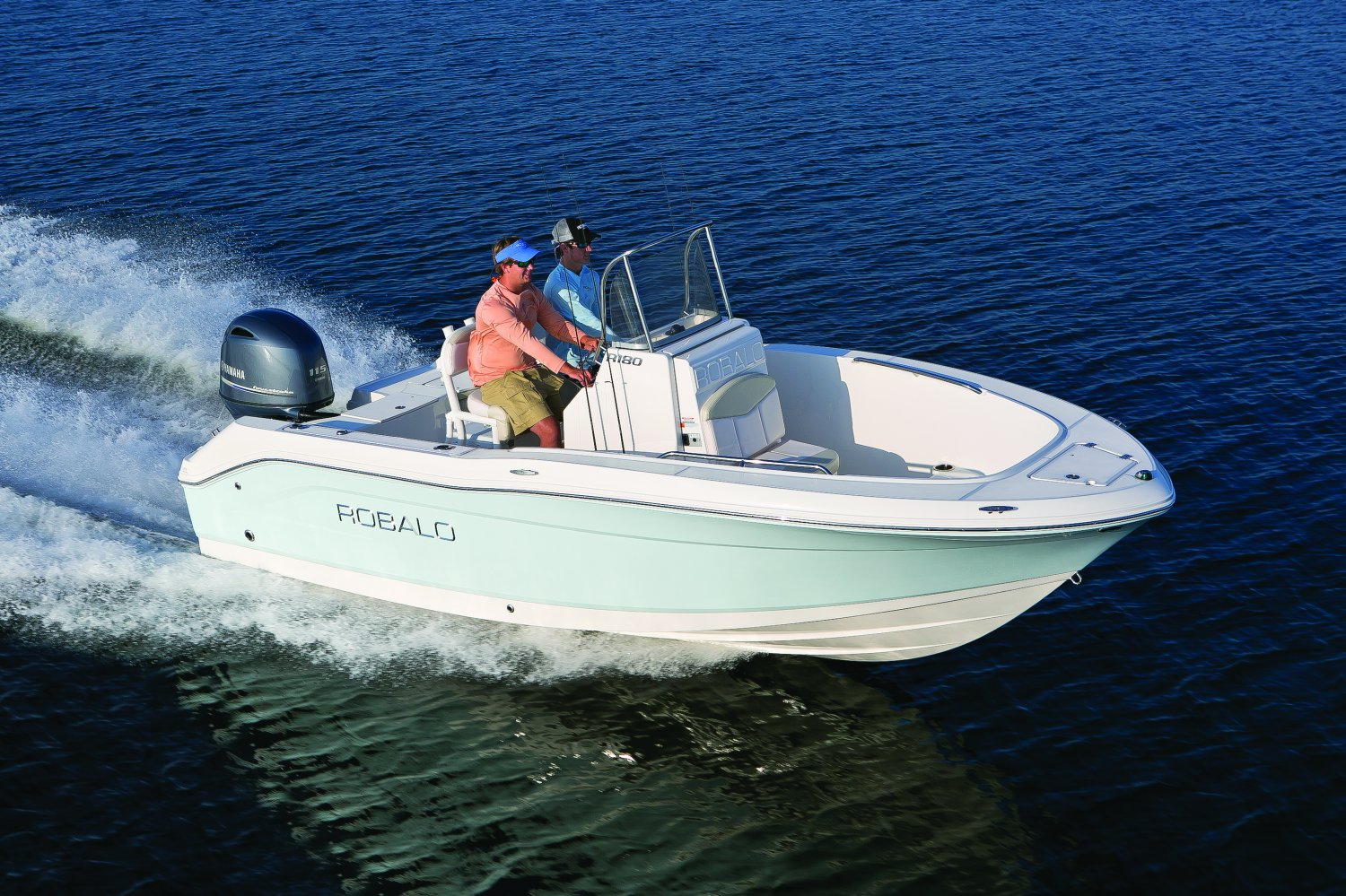 2019 Robalo R180 w/T-Top | Seattle Watersports