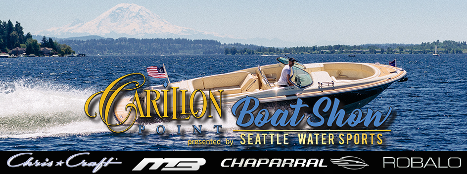 VIP Experience at the Carillon Point Boat Show | Seattle