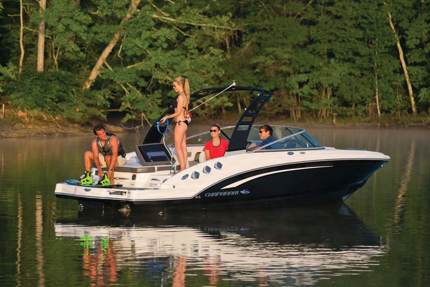 2017 Chaparral 246 Ssi Seattle Watersports