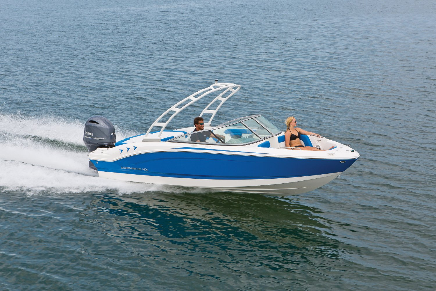 2017 Chaparral H2o 21 Outboard Seattle Watersports