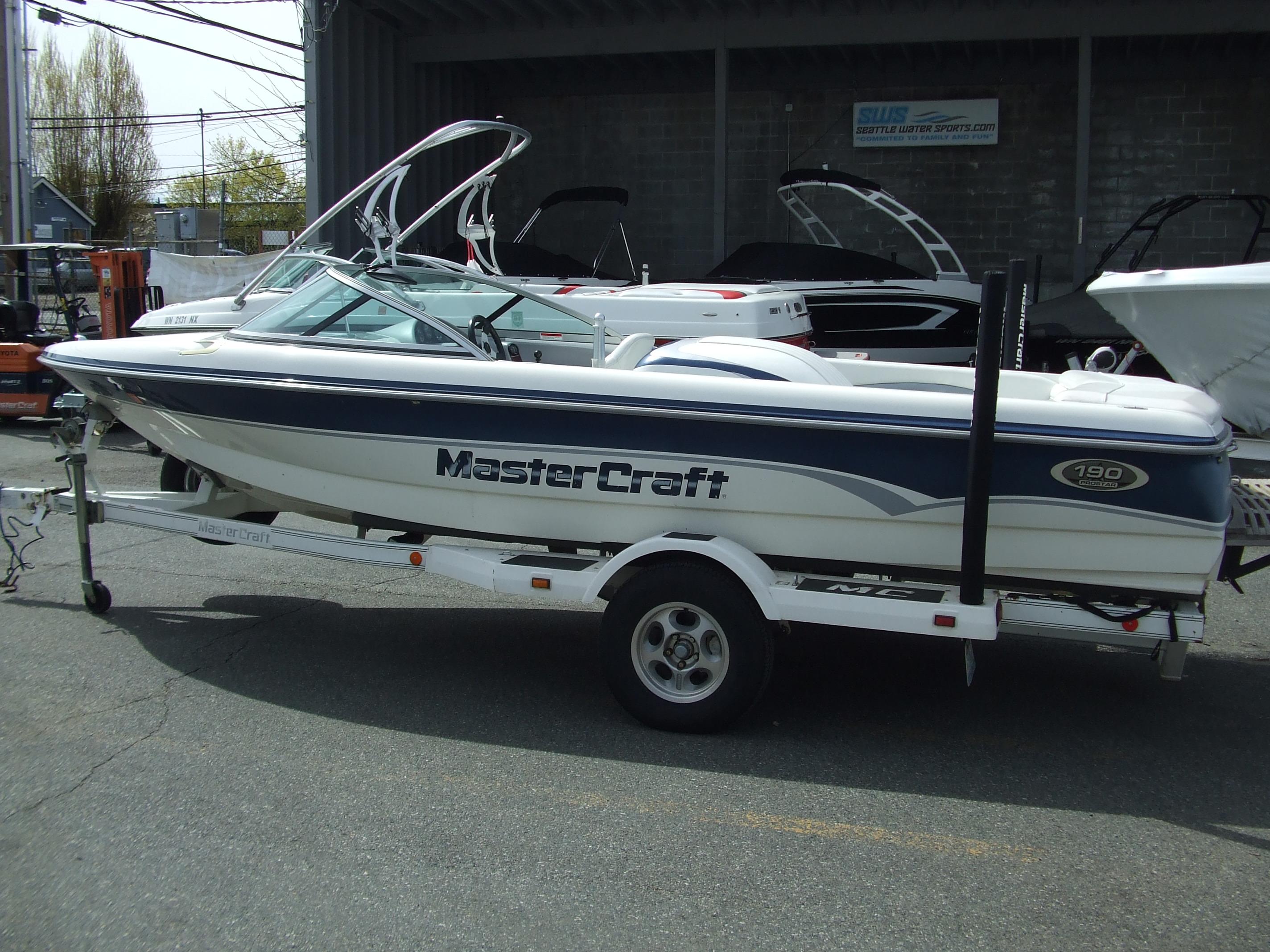 2000 Mastercraft Pro Star 190 Seattle Watersports