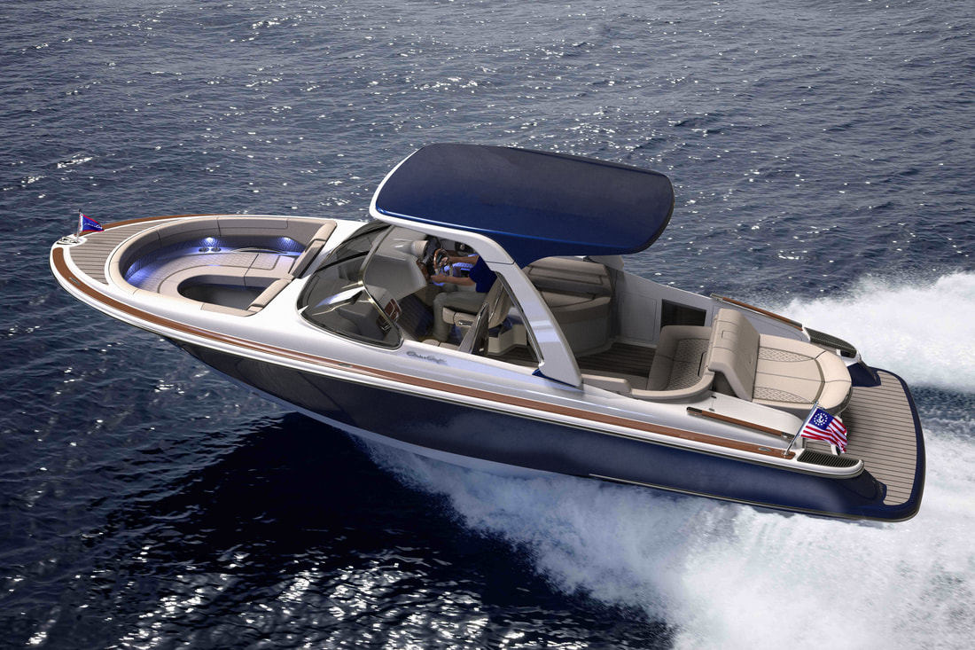2020 Chris Craft Launch 28 Gt Seattle Watersports