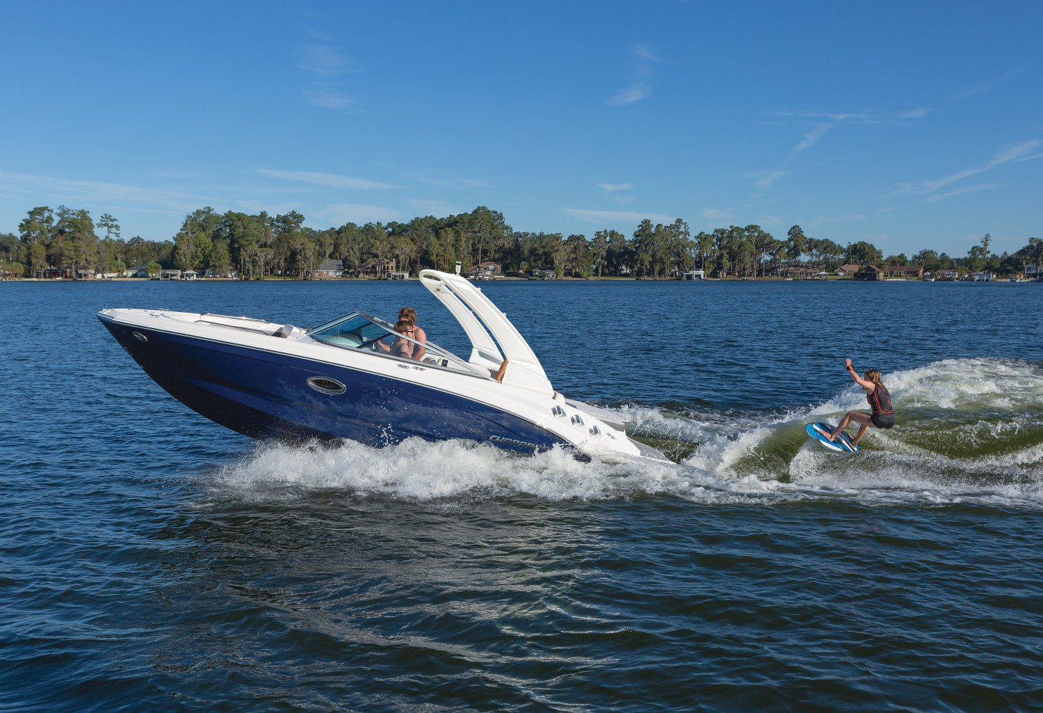 2018 Chaparral 246ssi Surf Seattle Watersports